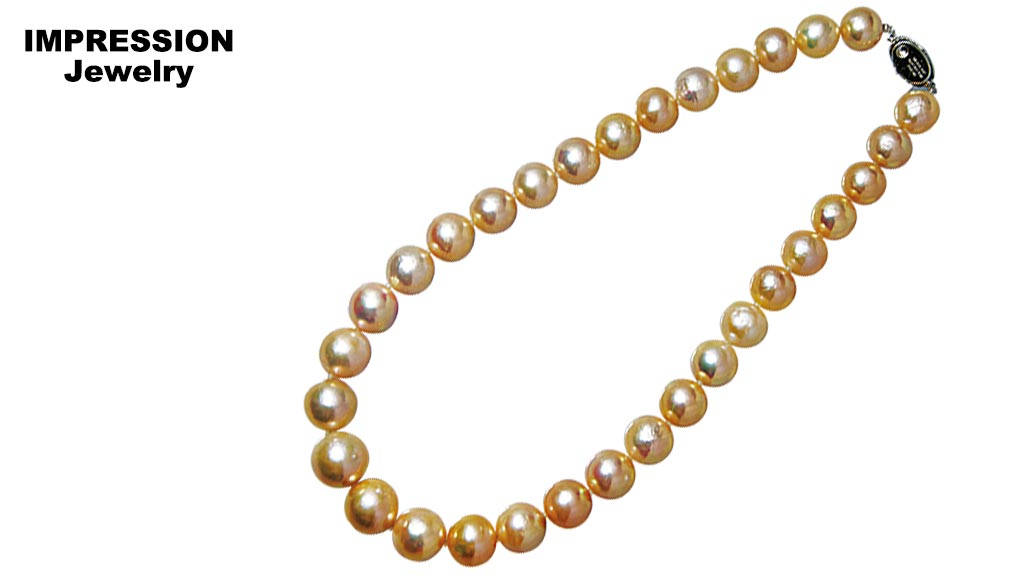 jewelry | ジュエリー パール12〜14.5mmネックレス