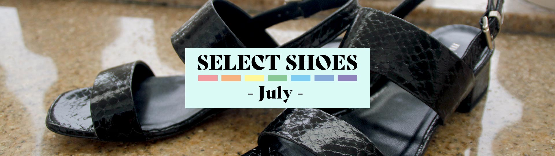 Select Shoes July 2021